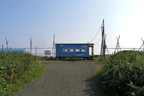 花咲駅・駅舎