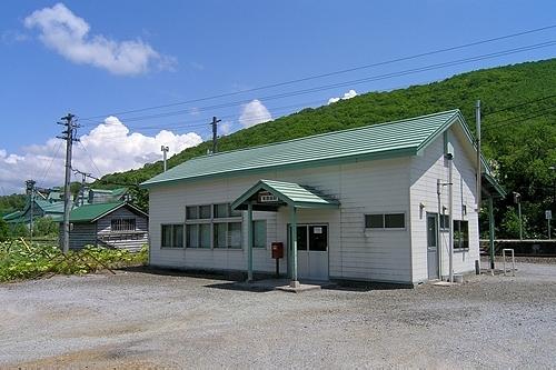 東鹿越駅・駅舎