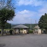 平山駅・駅舎