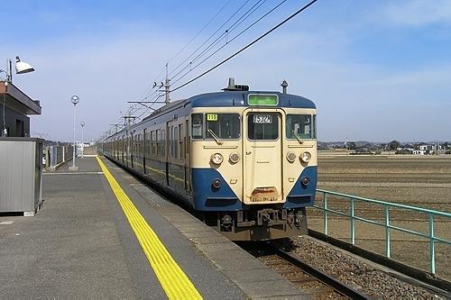 鹿島線普通列車