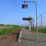 汐見駅全体