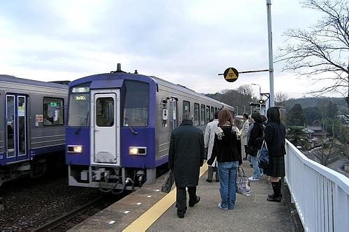 関西本線の列車