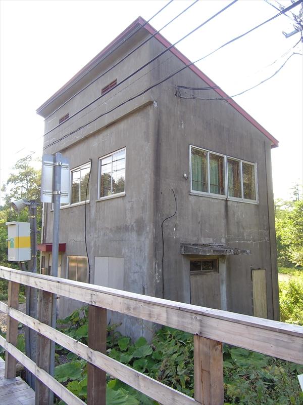 駅舎・待合室